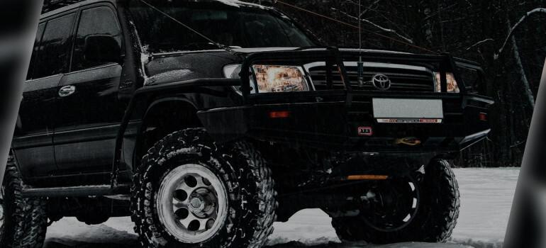 Силовой обвес авто – надежная защита от повреждений