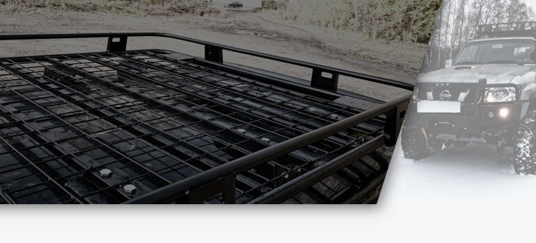 Выбор и установка багажника на крышу автомобиля