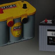Различие между гелевым и кислотным аккумулятором