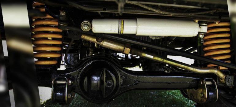 Как лифтовать машину? Прокачка подвески внедорожника.