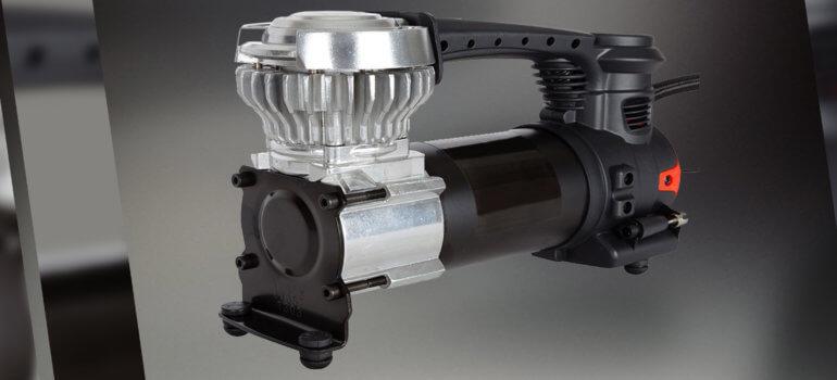 Принцип работы автомобильного компрессора