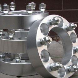 Ступичные проставки алюминиевые 5x139,7 (12x1,25) тип №1