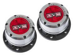 Хабы Avm 445HP для Nissan Patrol Y60, Y61, PickUp (с 90 г.в.)