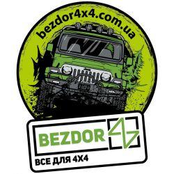 Наклейка с логотипом для Jeep