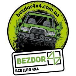 Наклейка с логотипом для Toyota Land Cruiser 100