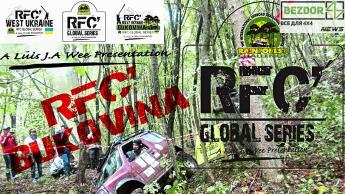 Rainforest Challenge: зрелищная борьба внедорожников состоится на Буковине