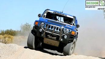Известная марка Hummer станет экологическим внедорожником