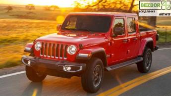 Jeep Camp 2019 и Jeep Gladiator: настоящие off-road выходные в Италии