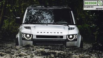 Land Rover Defender без камуфляжа: чем удивила новинка