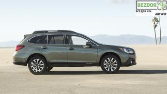 С автомобиля в дом на колесах: эксперимент над Subaru Outback