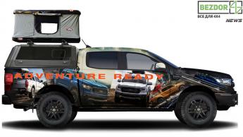 SEMA 2019: Ford представил уникальные версии автомобилей