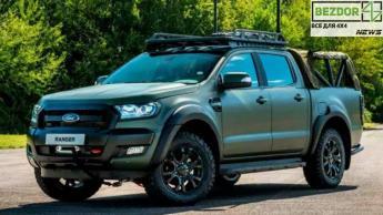 Ford Ranger будет служить армии