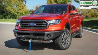 Марка Ford начала сотрудничество с брендом ARB