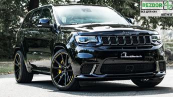 Быстрее, чем Lamborghini: все о новом Jeep