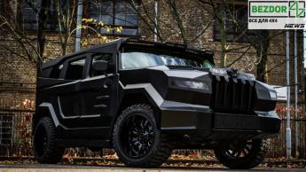 Экологический или бронированный: каким же будет новый Hummer